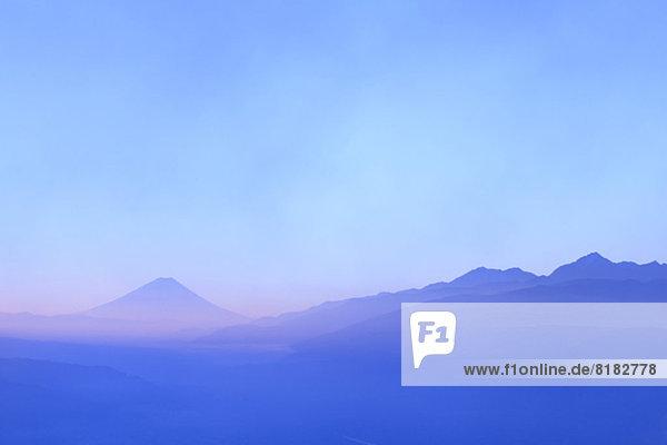 Himmel  Alpen  Süden  Berg  Fuji  Nagano