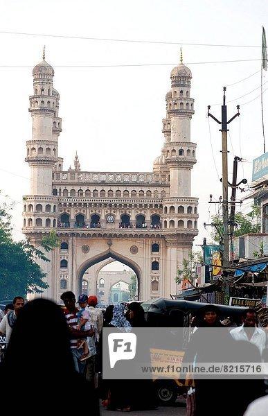 Indien  Moschee