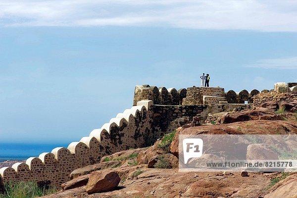 Festung  Indien  Jodhpur  Rajasthan