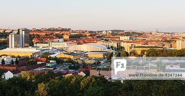 Stadtansicht  Stadtansichten  Göteborg