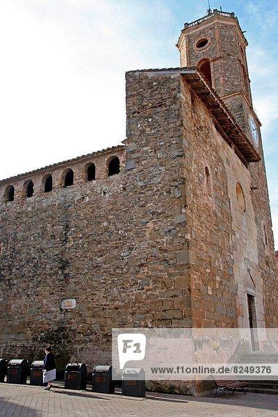 Kirche  Katalonien  Romanik  Spanien