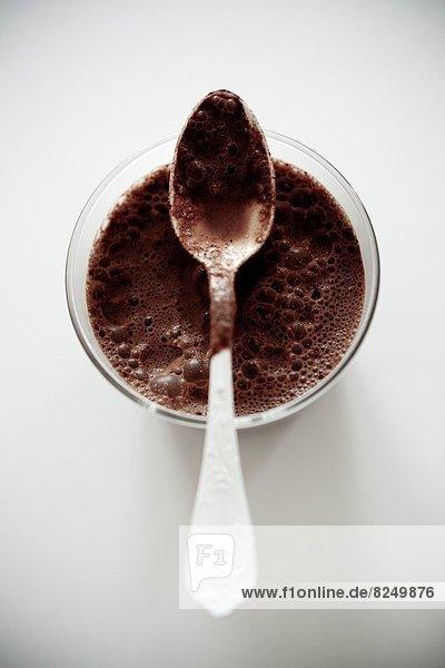 Getränk  Schokolade  Serie