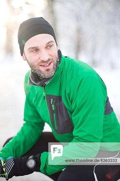 Winter  Mann  Kleidung  Mittelpunkt  Erwachsener  Sport