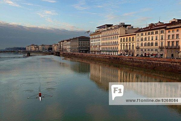 Europa  Florenz  Italien  Toskana