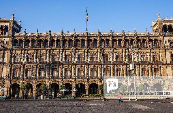 Mexico-Stadt  Hauptstadt  Mexiko