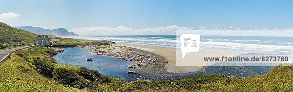 Küste Oregons