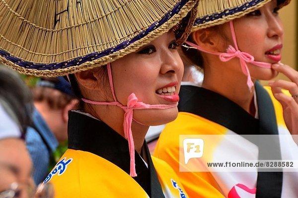 tanzen  Tokyo  Hauptstadt  Festival