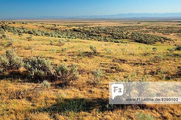 folgen  unbewohnte  entlegene Gegend  Nebenstraße  Idaho  Oregon