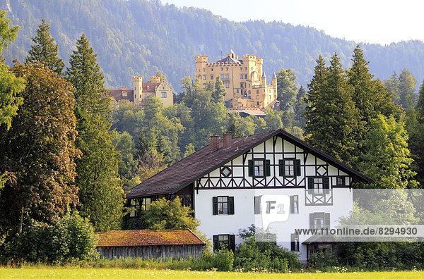 Europa, Allgäu, Bayern, Deutschland