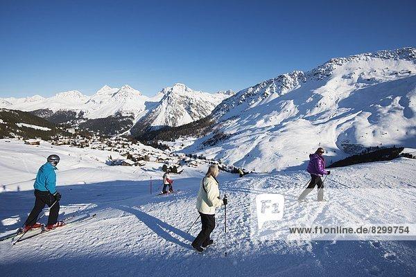 Europa  Kanton Graubünden  Westalpen  Schweiz