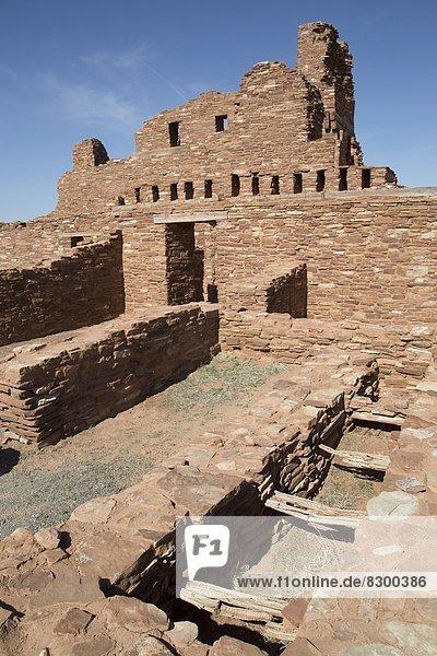 Vereinigte Staaten von Amerika  USA  Nordamerika  Aufgabe  New Mexico