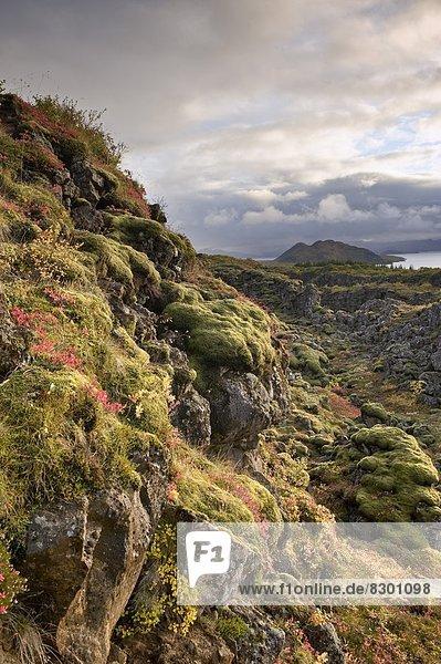 UNESCO-Welterbe  Island  Thingvellir Nationalpark