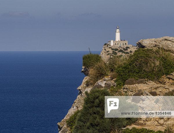 Kap Formentor Balearen Balearische Inseln Mallorca Spanien