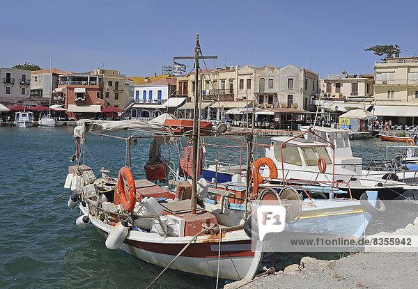 Rethymno Kreta Griechenland