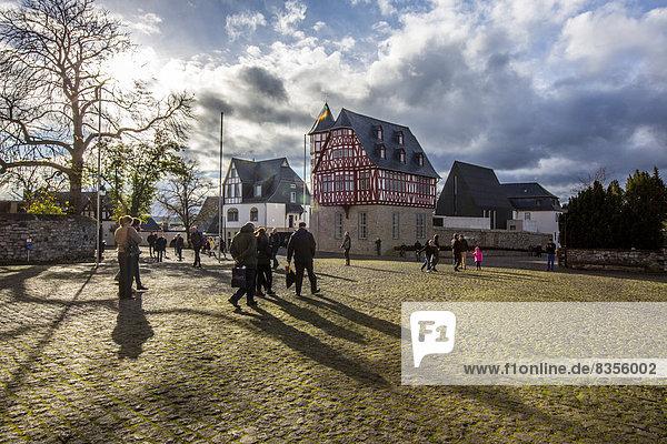 Deutschland Hessen Limburg an der Lahn