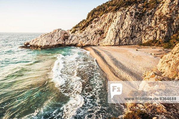 Seitani Bay  Samos  Griechenland