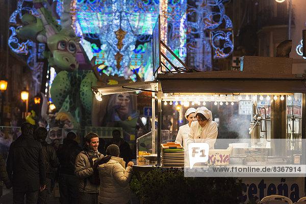 Mensch  Menschen  kaufen  Festival  Spanien