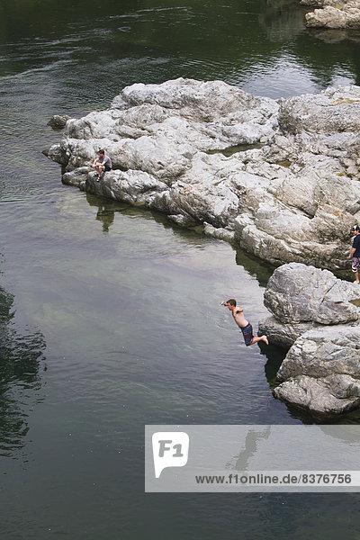 rennen  Vielfalt  Fluss  1  schwimmen  Geographie  neu  Neuseeland