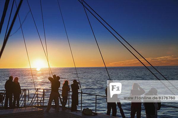 Sonnenuntergang  Zweifel  Boot  Ansicht  Zimmer  Geräusch  Neuseeland