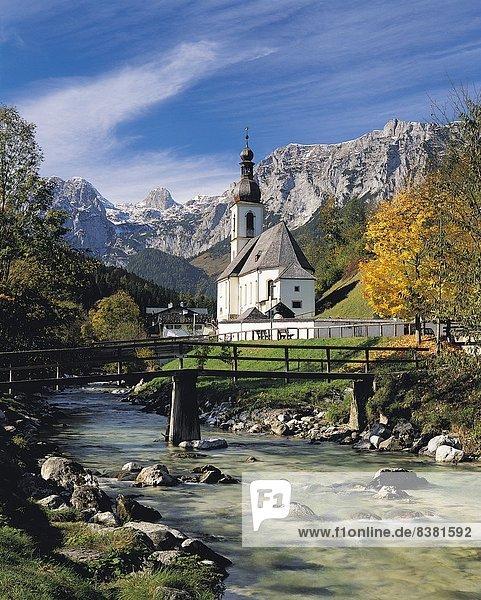 Ramsau  Bavaria  Germany