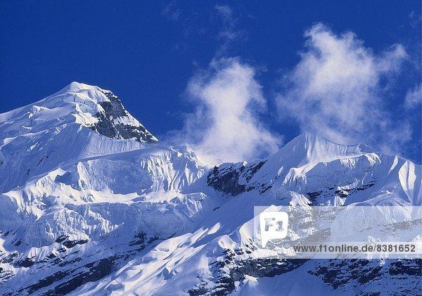 Gebirge  Nepal  Asien