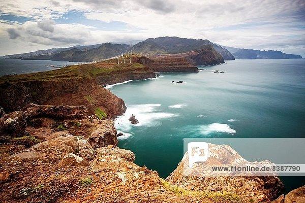 Europa  Madeira  Ponta de Sao Lourenco  Portugal