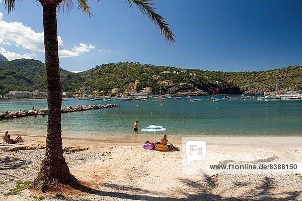 Hafen  Strand  Sommer  Mallorca