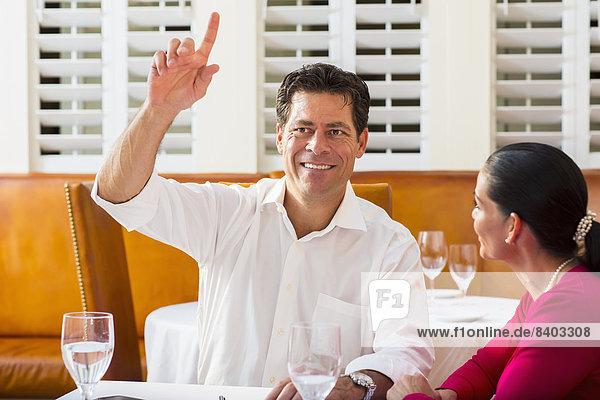 Restaurant  Beruf  Kellner