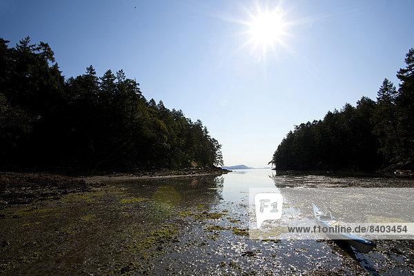 Gulf Islands  British Columbia  Kanada