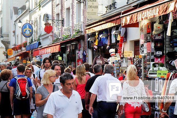 Paris  Hauptstadt  Frankreich  Europa  Frau  Mann  französisch  kaufen  verkaufen  Place du Tertre