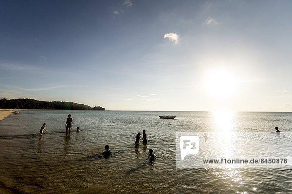Strand  Ziel  Spiel  Fass  Ökologie  Südostasien  Asien  auftauchen  Malaysia  Tourismus