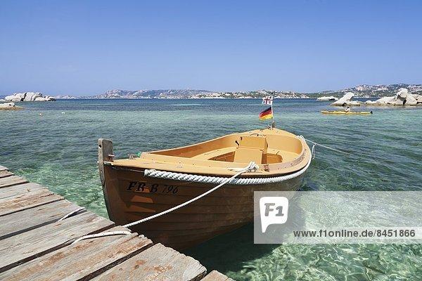 Europa Italien Palau Sardinien
