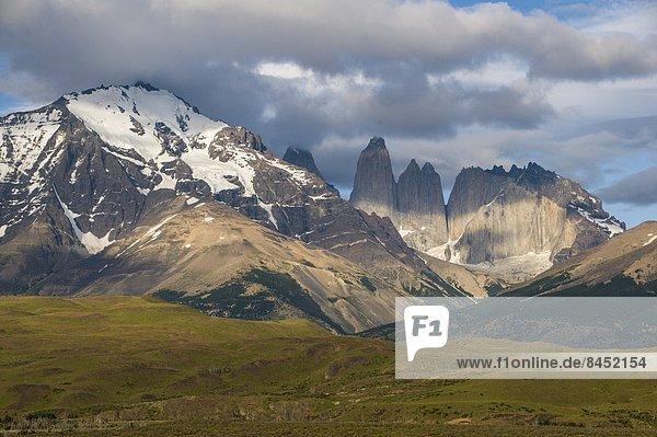 Morgen  Beleuchtung  Licht  früh  Chile  Patagonien  Südamerika