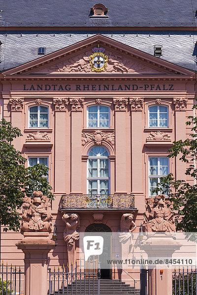 Deutschland Mainz Rheinland-Pfalz