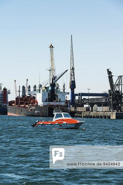 Hafen  Walvis Bay  Namibia