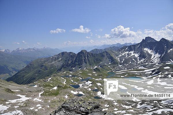 Europa Schweiz Kanton Graubünden