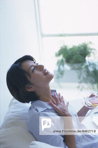 Frau  Business  japanisch
