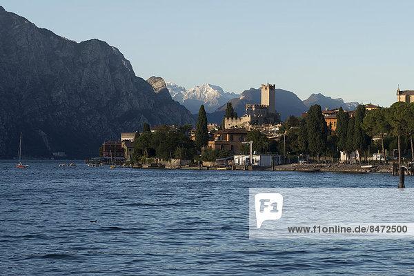 Gardasee Venetien Italien