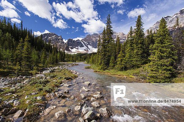 Paradise Valley  Banff-Nationalpark  Kanada