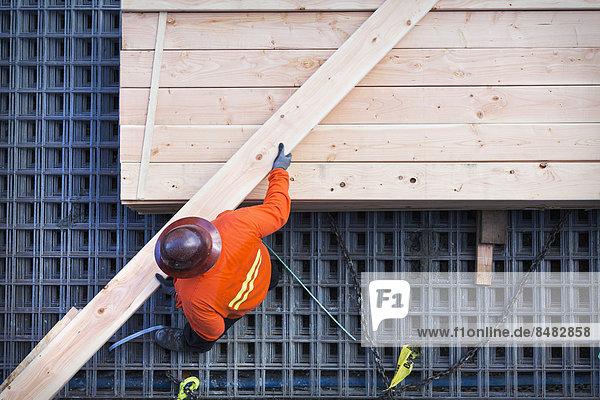 bauen Europäer arbeiten