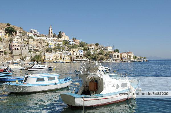 Boot Griechenland Symi