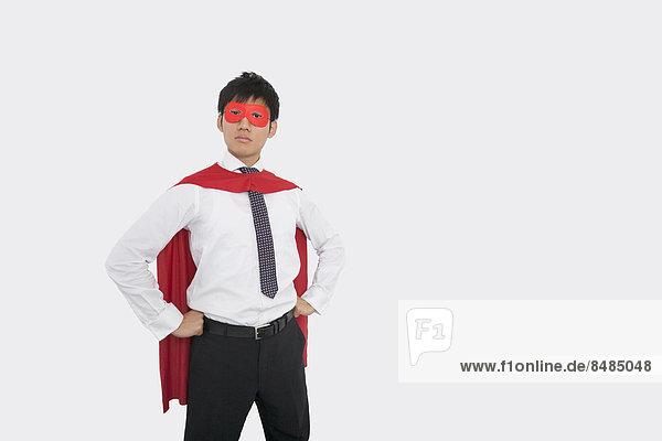 Geschäftsmann  Superheld  Hoffnung  Kostüm - Faschingskostüm