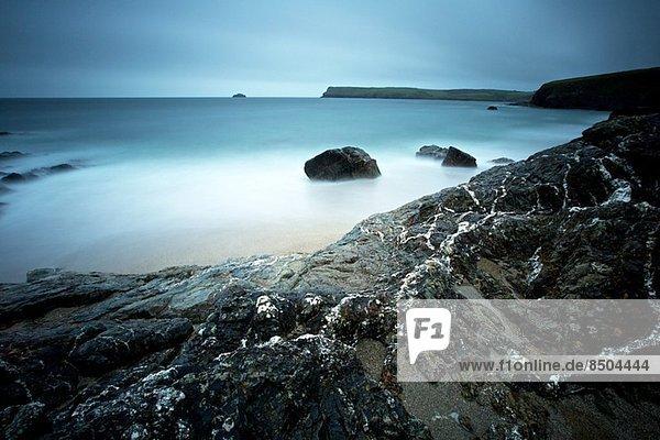 Greenaway Beach  Nord-Cornwall