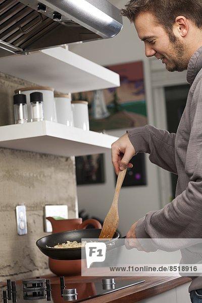 kochen  Küche
