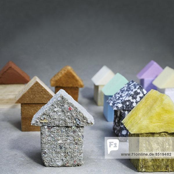 Green building  organic building materials
