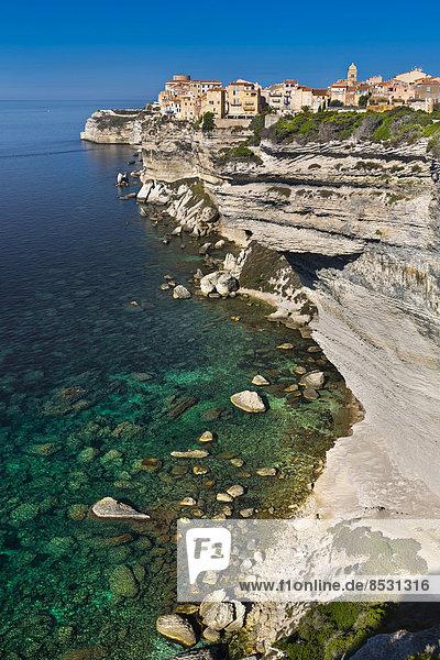 Frankreich Bonifacio Corse-du-Sud Korsika