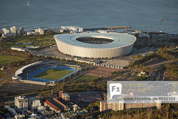 Green Point Stadion  Kapstadt  Westkap  Südafrika