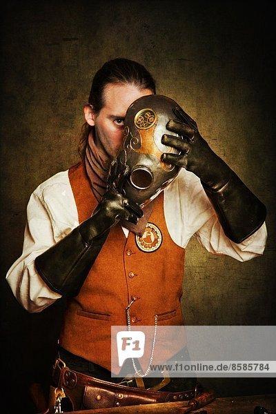 Arbeiter Steampunk