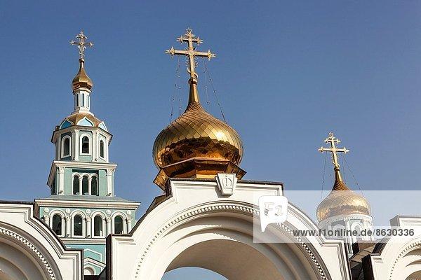 Kathedrale  Heiligtum  russisch orthodox  russisch-orthodox  russisch  Usbekistan