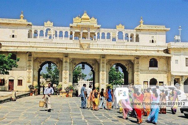 Indien  Udaipur